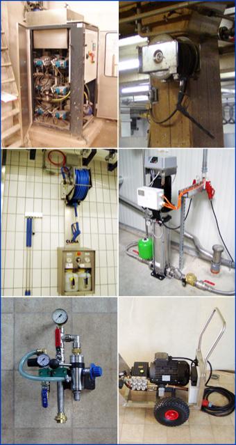 Sonderfertigung und Anlagenbau Reinigungstechnik
