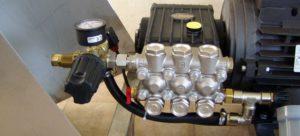 Fertigung von Sondermaschinen für schwierige Reinigungsprobleme